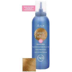 Roux Fanci-Full Mousse - 26 Golden Spells 6 oz. (5880)