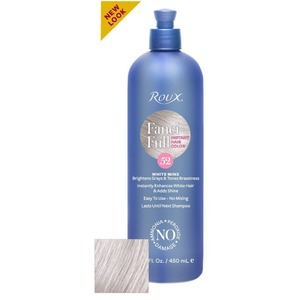Roux Fanci-Full Rinse - 52 White Minx 15 oz. (6452)