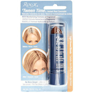 Roux Tweentime Instant Haircolor Touch-Up Stick - 2 Dark Brown 0.33 oz. (3275)