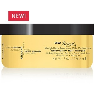 Roux Weightless Precious Oils Restorative Hair Mask 7 oz. (6026)