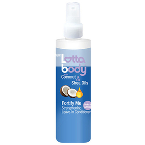 Lottabody Fortify Me Strengthening Leave-In Conditioner 8 oz. (3107)
