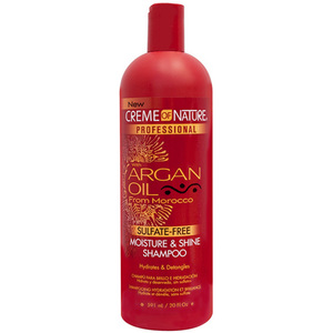 Creme of Nature Moisture & Shine Sulfate-Free Shampoo 20 oz. (3376)