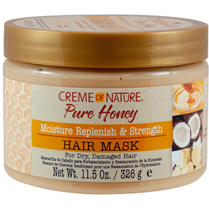 Creme of Nature Pure Honey Moisture Replenish & Strength Mask 11.5 oz. (2528)