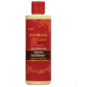 Creme of Nature Argan Oil Buttermilk Leave-In Hair Milk 8 oz. (3102)