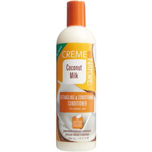 Creme of Nature Detangling & Conditioning Conditioner with Coconut Milk 12 oz. (6585)