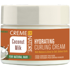 Creme of Nature Coconut Milk Hydrating Curling Cream 11.5 oz. (3404)