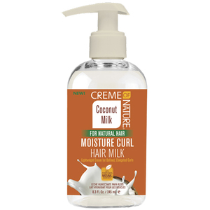 Creme of Nature Coconut Milk Moisture Curl Milk 8.3 oz. (3405)