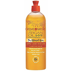 Creme of Nature Apple Cider Vinegar Clarifying Rinse 15.5 oz. (6586)