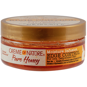 Creme of Nature Pure Honey Moisture Infusion Edge Control 2.25 oz. (2531)