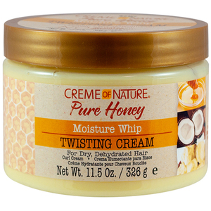 Creme of Nature Pure Honey Moisture Whip Twisting Cream 11.5 oz. (2532)