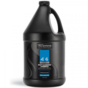 TRESemme 4+4 Deep Cleansing Shampoo 1 Gallon - 128 oz. (1521)