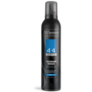 TRESemme 4+4 Thickening Mousse 10.5 oz. (1518)