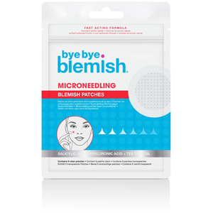 Bye Bye Blemish - Microneedling Blemish Patches 9 Pack (9507)