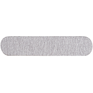 "3.5"" Cushioned Silver Nail Files - 100180 Grit 50 Pack (1323)"