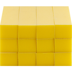 Yellow Block - 220 Grit 12 Pack (4925)