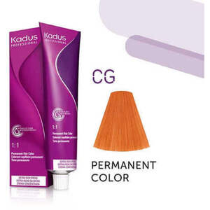 Kadus Professional Permanent Hair Color - CG Copper Gold Mix 2 oz. (7940)