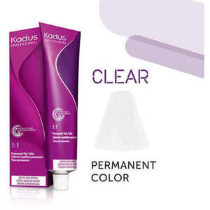 Kadus Professional Permanent Hair Color - Clear 2 oz. (7941)