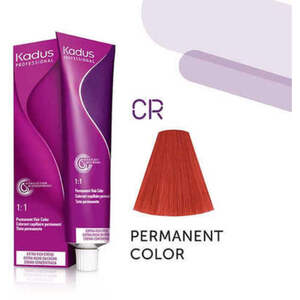 Kadus Professional Permanent Hair Color - CR Copper Red 2 oz. (7860)