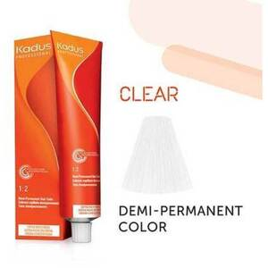 Kadus Professional Demi-Permanent Hair Color - Clear 2 oz. (7898)