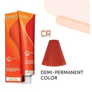 Kadus Professional Demi-Permanent Hair Color - CR Copper Red 2 oz. (7861)