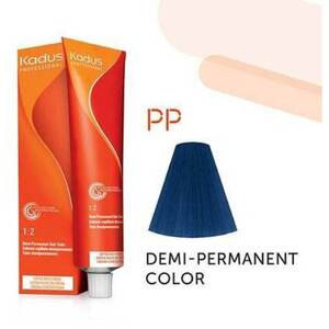 Kadus Professional Demi-Permanent Hair Color - PP Intense Blue Mix 2 oz. (7899)