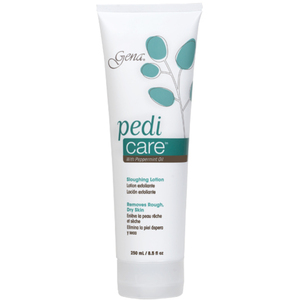 Gena Pedi Care Sloughing Lotion 8.5 oz. (1235)