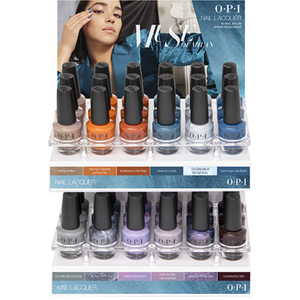 OPI Nail Lacquer - 36 Piece Acrylic Display - Muse of Milan Collection (6275)