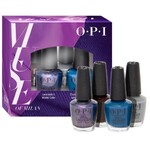 OPI Nail Lacquer - 4 Pack Mini Kit - Muse of Milan Collection (6277)