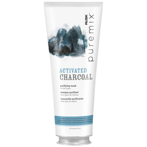 Rusk PUREMIX Activated Charcoal Purifying Mask 6 oz. (4384)