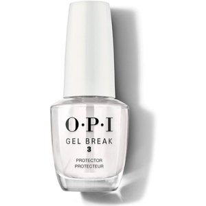 OPI Gel Break Protector - Step #3 Part of the OPI Gel Break System 0.5 oz. (7396)