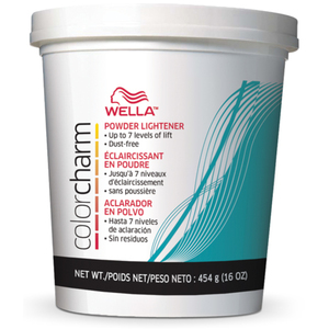 Wella Color Charm Dust-Free Powder Lightener 16 oz. (6848)