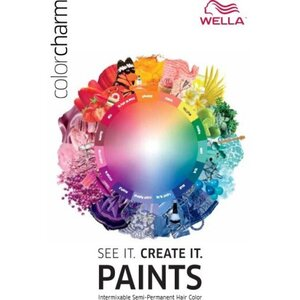 Wella Color Charm Paints Product Knowledge Guide (6845)
