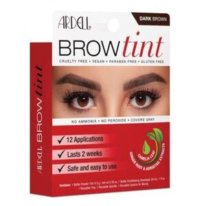 Ardell Brow Tint - Dark Brown 12 Applications (2259)