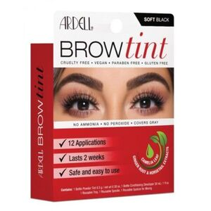Ardell Brow Tint - Soft Black 12 Applications (2261)