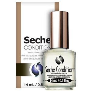 Seche Condition Keratin Infused Cuticle Oil 0.5 oz. - Boxed (2394)