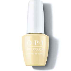 OPI GelColor Soak Off Gel Polish - #GCH005 - Bee-hind the Scenes - Hollywood Collection 0.5 oz. (30004)