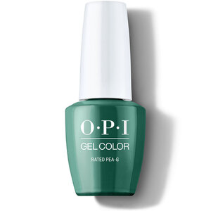 OPI GelColor Soak Off Gel Polish - #GCH007 - Rated Pea-G - Hollywood Collection 0.5 oz. (30006)