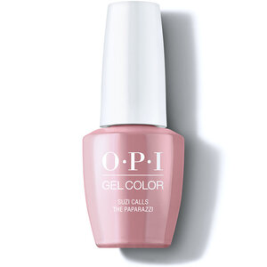 OPI GelColor Soak Off Gel Polish - #GCH001 - Suzi Calls the Paparazzi - Hollywood Collection 0.5 oz. (30000)