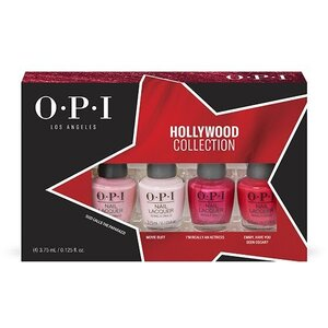 OPI Lacquer - #DCH60 - 4 Pack Mini Kit - Hollywood Collection (30039)