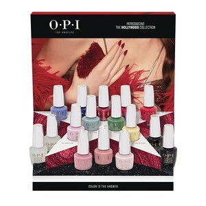 OPI Infinite Shine - #ISDH61 - 16 Piece Chip Board Display - Hollywood Collection (30041)
