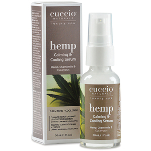 Cuccio Naturale Hemp Calming & Cooling Serum 1 oz. (5188)