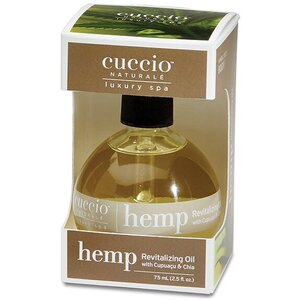 Cuccio Naturale Hemp Revitalizing Oil 2.5 oz (5187)