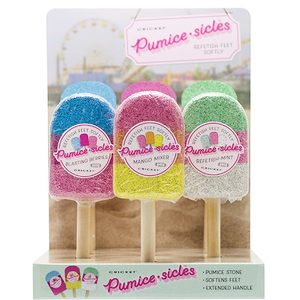 Cricket Pumice-Sicles - 9 Piece Display (40031)