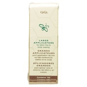 GIGI Large Applicators 100-ct.
