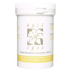 EPILLYSS Aloe Post Depilatory Gel 18.5 oz.