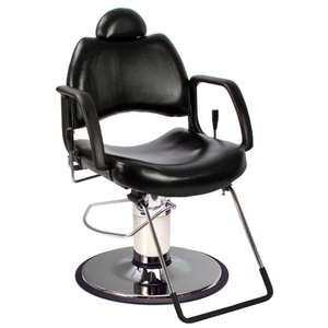 Heavy Duty Hydraulic All-Purpose Chair by KI NEW YORK (PK1023-H)