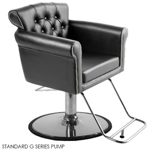 Olivia Tufted Styling Chair By Ki New York Pk1169
