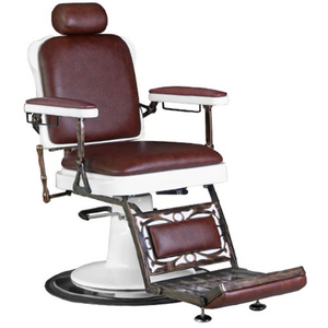 Kasper Classic Barber Chair by KI NEW YORK (PK2096)