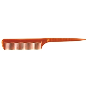 LUXOR Bone Collection - Back Bone Tail Comb 8.75
