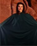 LUXOR Cape Collection - Shampoo Cape Black